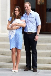 Royal baby William and Kate Universal Heart