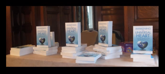 Awakening the Universal Heart Book Launch - Serge Beddington-Behrens, PhD