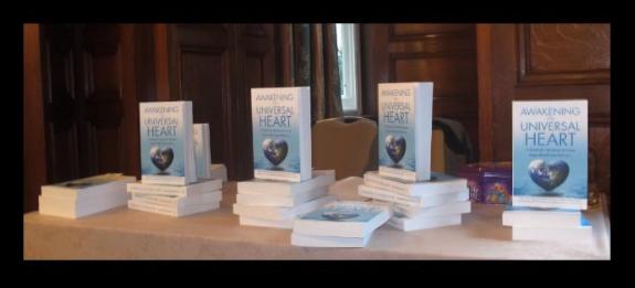 Awakening the Universal Heart Book Launch - Serge Beddington-Behrens, PhD