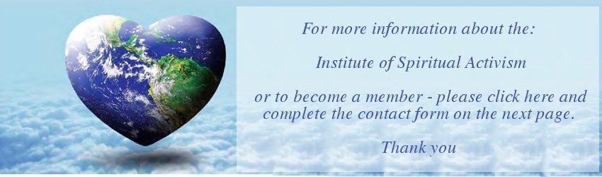 Institute for Spiritual Activism