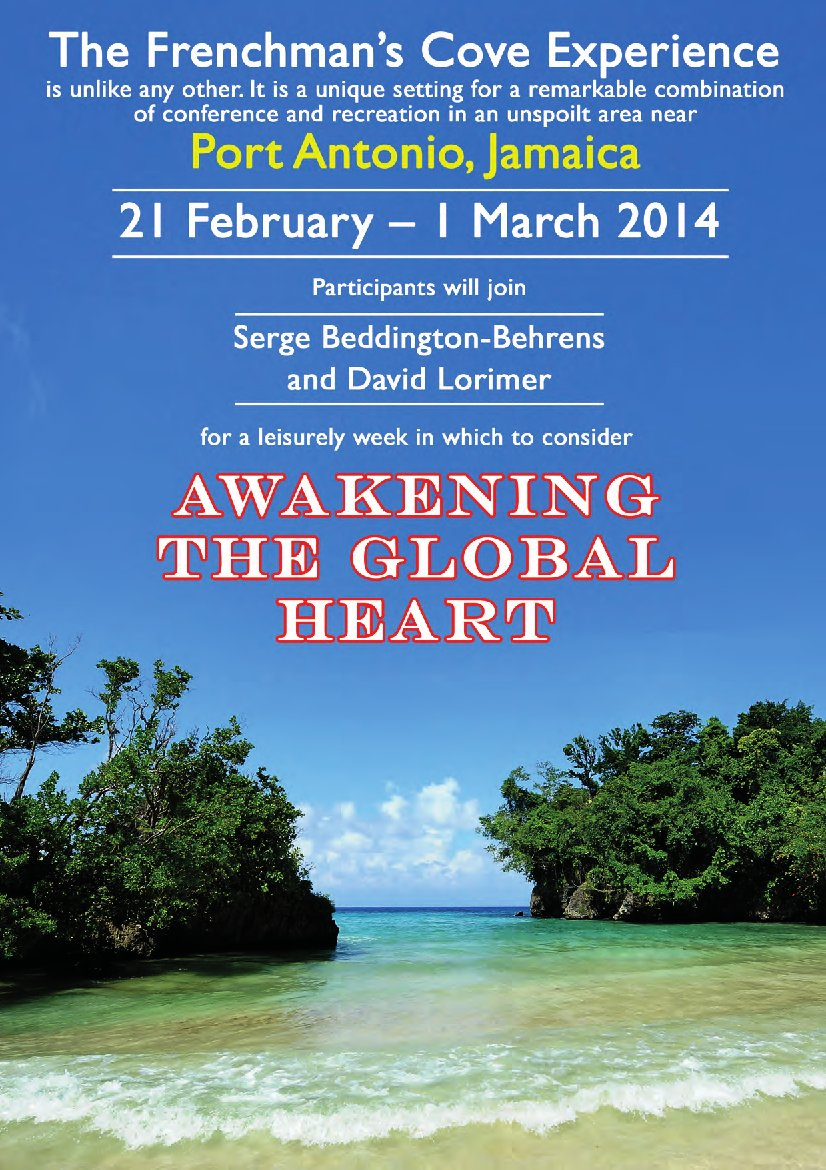 Spiritual Retreat in Jamaica 2014