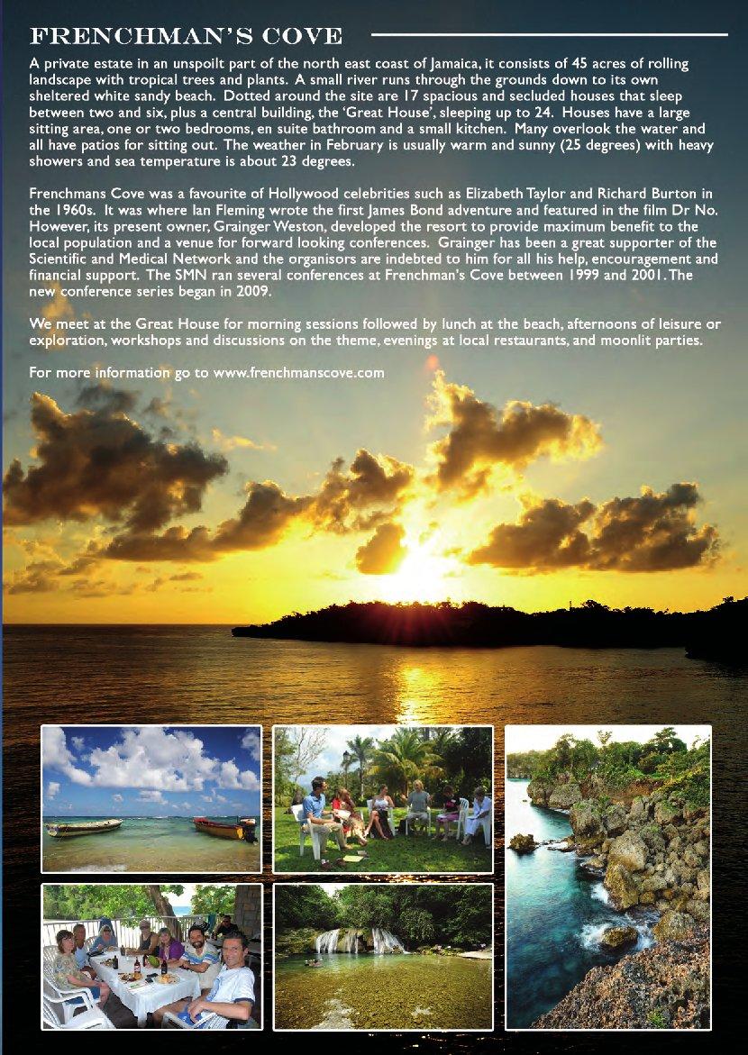 Spiritual Retreat in Jamaica 2014