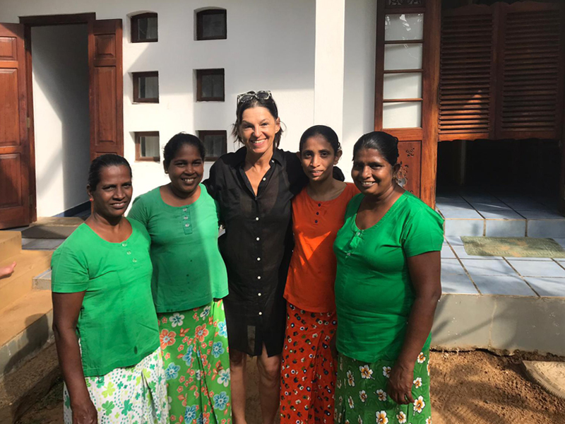 Martina and Friends in Sri Lanka